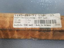 STAR 1645-203-31 STAR 31 Kugel Führungsschiene 400MM NEU / OVP