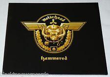 Motorhead Hammered LP + Overnight Sensation CD New /Sealed Special Offer