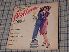Private Lessons - Soundtrack (VINYL_RECORD) MCA RECORDS, INC PROMO) F. SHIP)