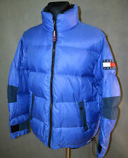 Tommy Hilfiger EXPEDITION Vintage VTG Down Mens Jacket Coat Top Puffer Size XL