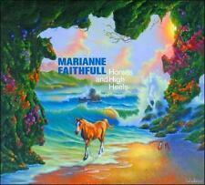 Horses and High Heels, Marianne Faithfull, Vinyl Record Like New