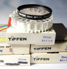 1A Tiffen 52mm Sky Skylight  1-A Filter (Sold Separately)  - free shipping world