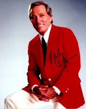Dashing ANDY WILLIAMS Signed Photo