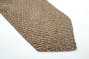 ANDREW'S TIES Cashmere tie Made in Italy E97050