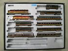 Kato N Scale KCS SOUTHERN BELLE Weathered Passenger Set - ONE OF A KIND w/ DCC