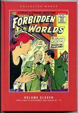 Forbidden Worlds #11 HC