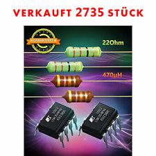 2x LNK304PN + 2x Widerstand 22Ohm + 2x Drossel 470µH, AEG, Bauknecht, Whirlpool