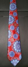 Zegna Tie NWOT $285 Mint Exclusive Quindici Style Italian Made 100% Silk