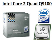Intel Core 2 Quad Q9100 SLB5G 2.26GHz 12MB Cache, 4 Core, Socket PGA478, 45W CPU