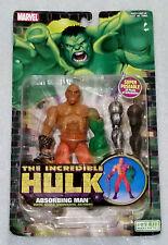 Toybiz Marvel Legends Hulk Classics Absorbing Man RARE HTF