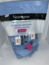 NEUTROGENA MAKEUP REMOVER F/F CLEANSING TOWELETTE 20 EA PACK