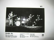 HUMBLE PIE   8x10 publicity photo 1972 e
