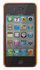 Case-Mate Barely There Case for iPhone 4/4S - Electric Orange