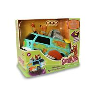 "NEW IN THE BOX  Scooby-Doo 9"" Wheelie Mystery Machine"