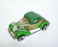 1979 Hot Wheels Hot Rod Green with Detailed Graphics