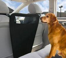 Pet Car Barrier Net Pocket Back Seat Dog Safety Gate Mesh  Auto Travel NEW