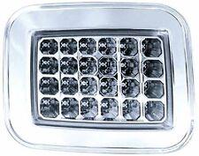 [LEDC-348C] IPCW HUMMER H2 02-07 CHROME LED PARKING LAMPS LIGHTS PAIR