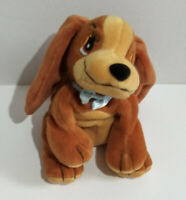 Disney Lady from Lady & the Tramp Beanie Soft Toy - Buena Vista