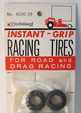 pair Hubley #4520 Insta-Grip Racing Tires Road & Drag Racing slot kits toys Mint