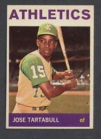 1964 Topps  #276 Jose Tartabull EXMT C000011345