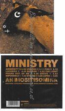 CD--MINISTRY | --ANIMOSITISOMINA