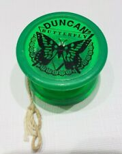 Duncan Butterfly Yo-Yo Green