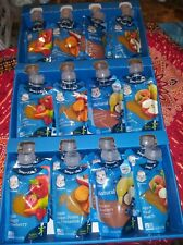 36 Gerber pouch Baby Food Toddler 12+ months
