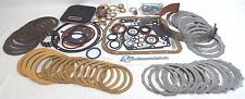 JEEP A518 A618 Transmission Complete HD Master Rebuild Kit 1997-2003 46RE 47RE