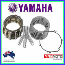 YAMAHA YZ125 1997 - 2001 CLUTCH PLATE KIT FIBRES STEELS - SPRINGS & GASKET