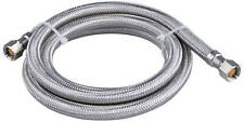 60'' Dish Washer Connectors Stainless 3/8'' COMP X 3/8'' COMP Braided