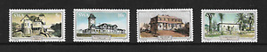 1977 South West Africa - Historic Houses - Complete Set of Four - Unhinged Mint.