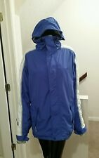 Sessions Mens Snowboarding Jacket Size Large