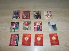 Futera Trading Cards 1997 Manchester United Football Club - 100 Cards Complete