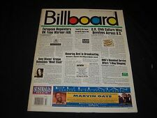 2000 OCTOBER 21 BILLBOARD MAGAZINE - GREAT MUSIC ISSUE & VERY NICE ADS - O 7171