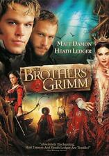 The Brothers Grimm ~ Heath Ledger ~ New Factory Sealed DVD ~ FREE Shipping USA