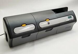 Zebra ZXP Series 7 Dual-Sided ID Card Printer Z73-000C0000US00 +ZXP-LM Laminator