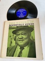 VG The Return of Roosevelt Sykes LP Bluesville BVLP 1006 Piano Original 1960