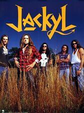 Jackyl 1993 Debut Album Rare Original Promo Poster