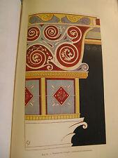 VIOLLET-LE-DUC Histoire DESSINATEUR 1880 Illustré Couleurs PERSPECTIVE HETZEL