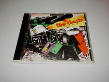 THE CLASH - THE COLLECTION - RARE CD MADE IN AUSTRALIA - ACSCD 003 - Collector's