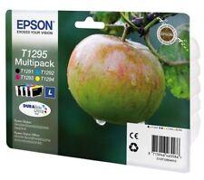 MULTIPACK ORIGINALE EPSON T1295 NUOVO ED ORIGINALE