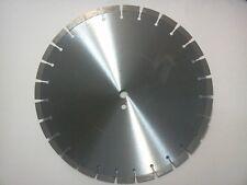 "16"" Segmented PREMIUM LASER WELDED GP Diamond Blade-True 20mm Arbor-13mm SEG"