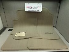 Toyota Avalon 2000-2004 Ivory Carpet Floor Mats Genuine OEM OE