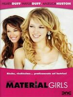 MATERIAL GIRLS (2006) di  Martha Coolidge - Hilary Duff - DVD EX NOLEGGIO - DNC