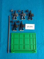 Battle Masters - 5 Soldados de Infanteria del Imperio con Base de Unidad - JU275