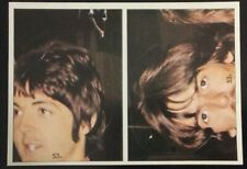 1975 Figurine Panini Pop Stars #53 The Beatles~*Paul McCartney*George Harrison*