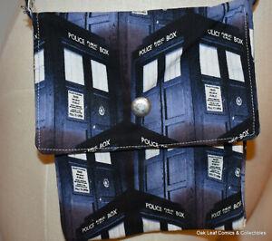 Dr Who Small Crossbody Purse Handbag with Adjustable Strap