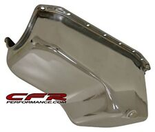 CHEVY/GM 229 3.8L V6 OIL PAN - CHROME