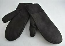 MODENA, Brown Winter Mittens