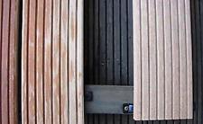 Früh 85E unsichtbare nicht sichtbar Befestigung+Distanz Profil f.Terrassendielen